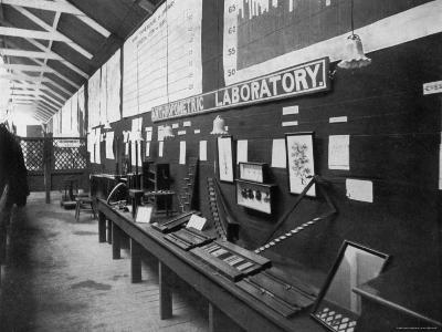 Francis Galton's First Anthropometric Laboratory