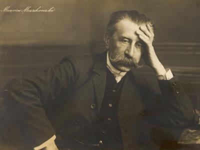 Moritz Moszkowski German Pianist and Composer