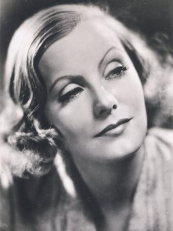 Greta Garbo Swedish-American Film Actress