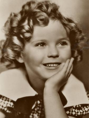 Shirley Temple American Child Star of the 1930s