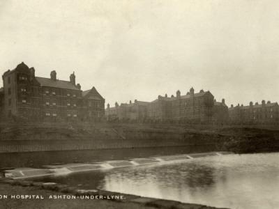 Union Workhouse Hospital, Ashton under Lyne, Lancashire