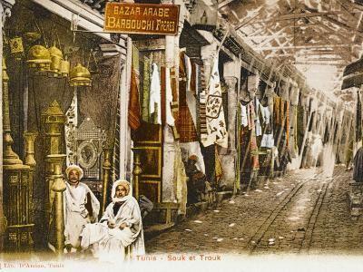 Tunisia - Tunis - the Souk El Trouk