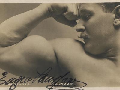 Strong Man, E. Sandow