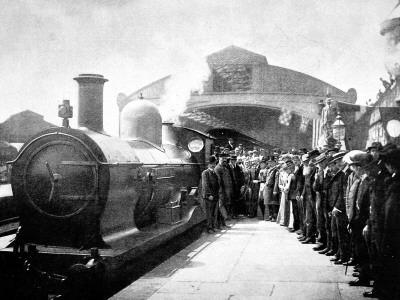 The Great Western Railway Service from Penzance