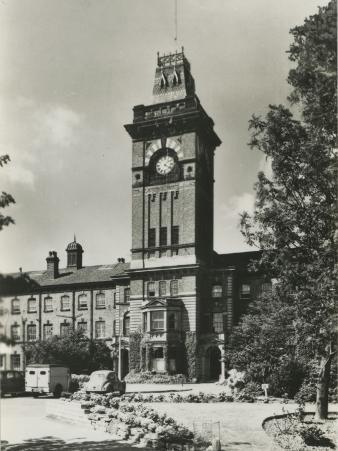 Walton Hospital, Liverpool