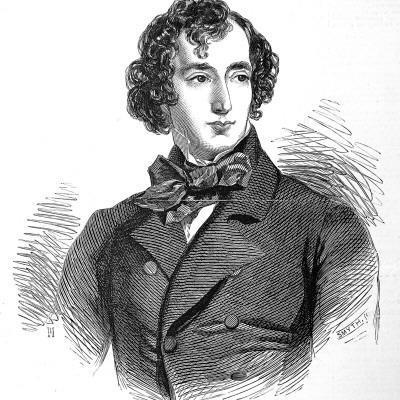 Benjamin Disraeli, 1852
