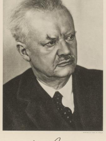 Hans Spemann German Embryologist