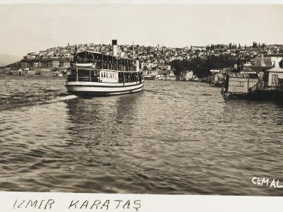 Izmir (Smyrna), Turkey - Ferry