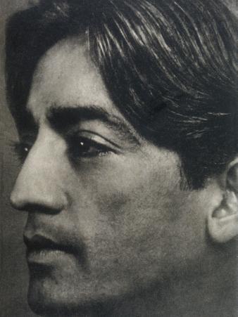 Indian Spiritual Teacher, Jiddu Krishnamurti (1895-1985)