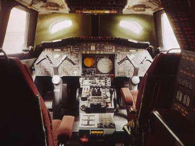 Concorde's Cockpit
