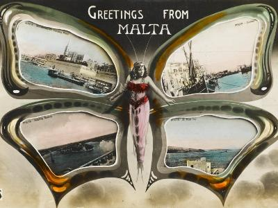 Greetings from Malta