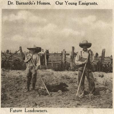 Barnardo's Emigrants in Canada