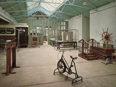 Gymnasium, Princess Mary's Hospital, Margate, Kent
