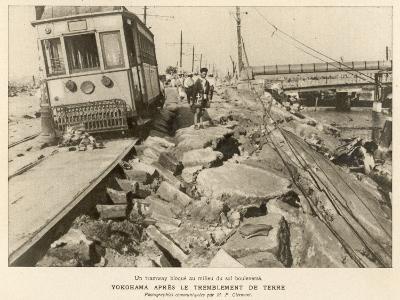 Earthquake in Japan 1923