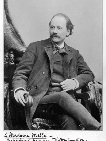 Jules Massenet in 1892