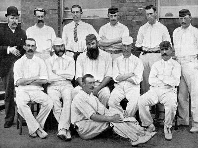 Gloucestershire County Cricket Team, 1892