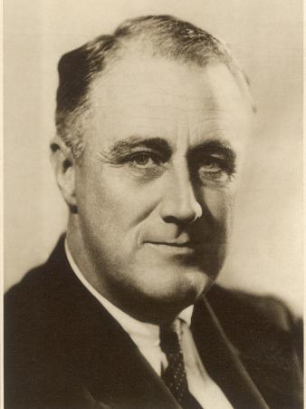 Franklin Delano Roosevelt 32nd President of the USA