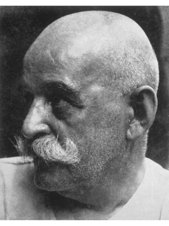 Georgei Ivanovitch Gurdjieff Russian Spiritual Leader