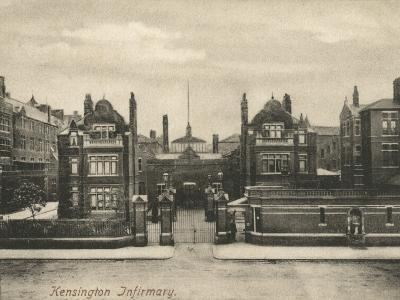 Kensington Infirmary, West London