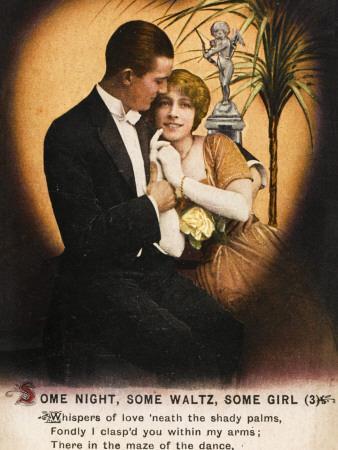 Couple Waltz 1914