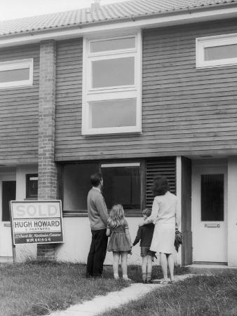 Buying a House 1960s
