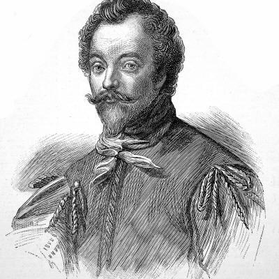 Sir Francis Drake (1542-1596)