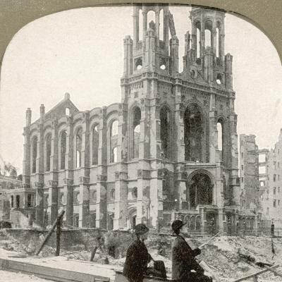 San Francisco - the Synagogue