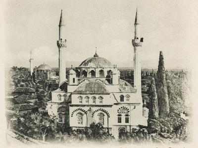 Manisa on the Meander, Turkey - the Grand Mosque