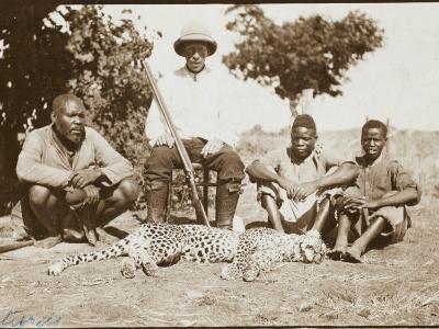 Rhodesia - Zimbabwe - Cheetah Hunting