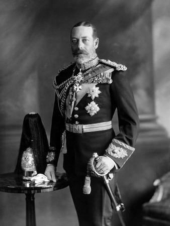 King George V., 1930