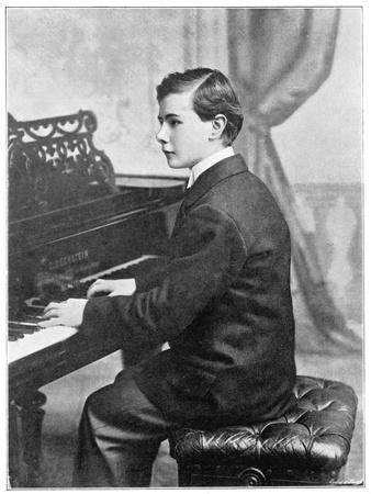 Josef Hofmann Polish Musician