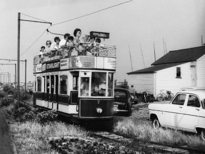New Eastbourne Tram