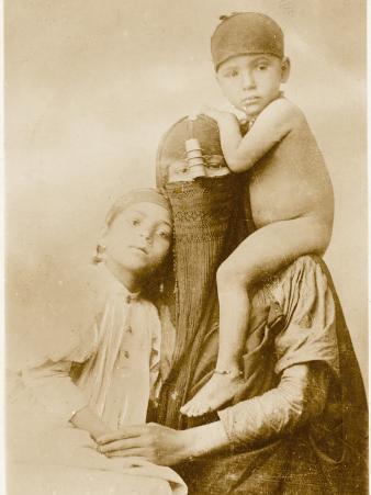 Native Family - Egypt