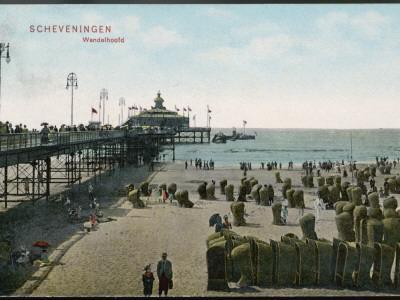 Scheveningen: Beach and Pier