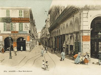 Rue Bab-Azoun - Algiers, Algeria