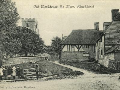 Parish Workhouse, Hawkhurst, Kent