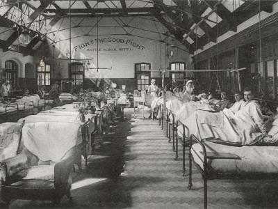 No. 2 (Battle) War Hospital, Reading, Berkshire