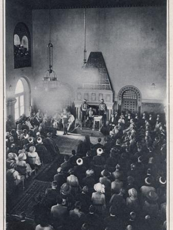 Palestine Mandate 1922