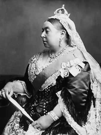 Queen Victoria in 1883