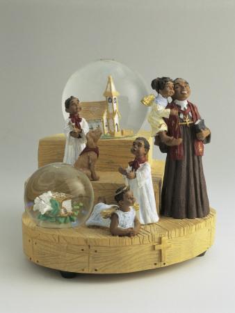 Figurines of Gospel Singers