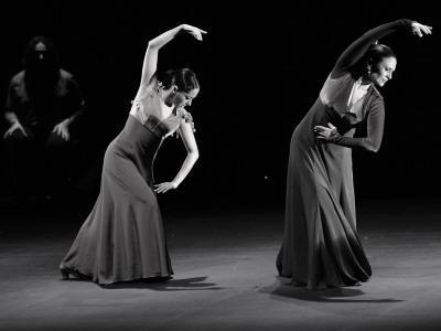 Spanish Flamenco Dancers Merche Esmerald