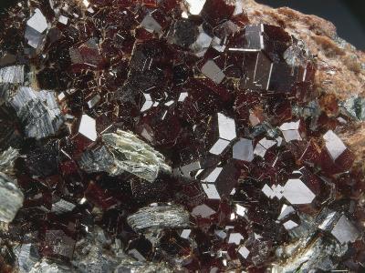 Close-Up of Grossular