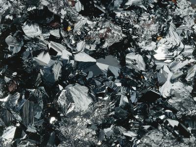 Close-Up of Hematite