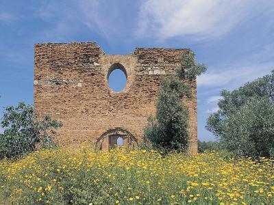 Low Angle View of a Building, Roccelletta Di Borgia, Calabria, Italy