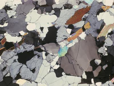 Close-Up of Granite
