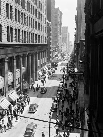 Street in Philadelphia