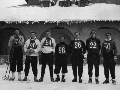 Cambridge Ski Team
