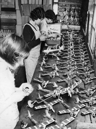 Toy Manufacturing