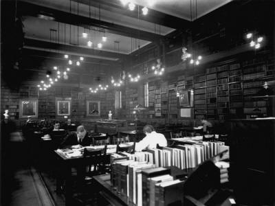 Hospital Library