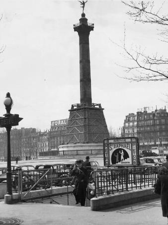War-Time Paris